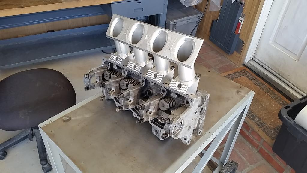 THE BMF INTAKE